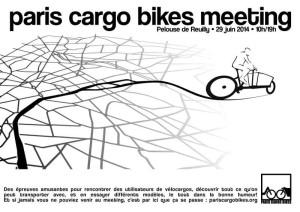 Paris Cargo Bike Meeting 2014