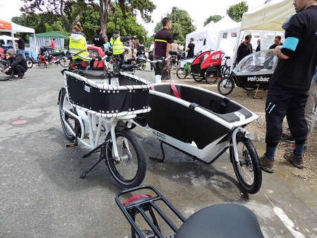 Retour sur le Paris Cargo Bike Meeting