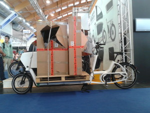 urban arrow eurobike 2015