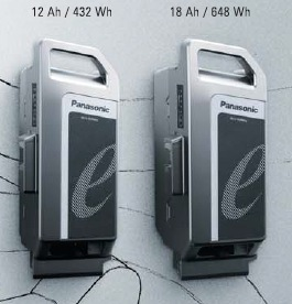 Batterie Panasonic 2015