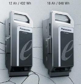 Batterie Panasonic 2015