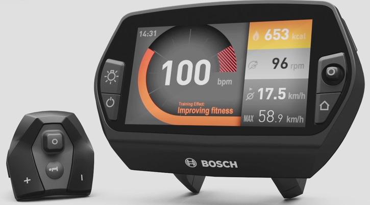 L'ordinateur de bord Bosch Nyon en détails
