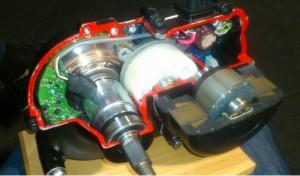 Coupe moteur Impulse 2.0