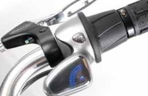 E-shift Bosch. Intégration des passages de vitesses NuVinci, Shimano Di2 et Sram Dual Drive 3 Pulse