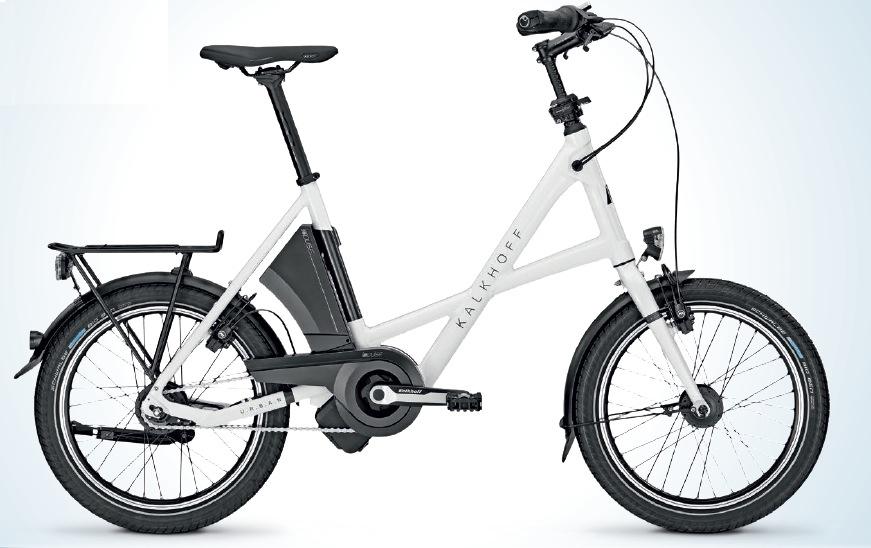 vélo électrique compact