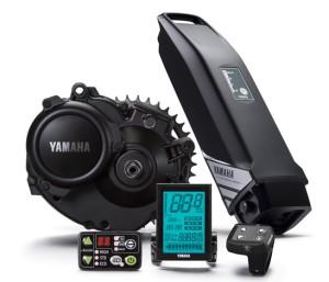 Yamaha PW Serie batterie de cadre