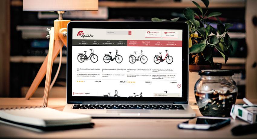 Acheter un vélo en ligne