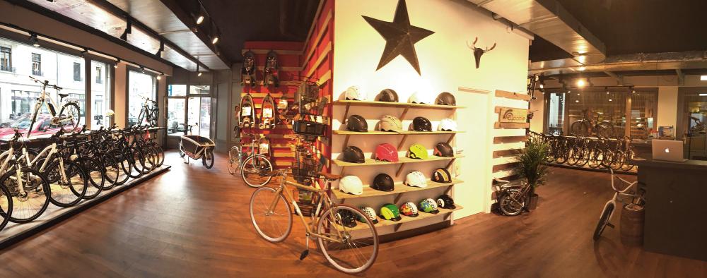 Un nouveau magasin Cyclable Genève