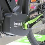 E-Bike Manufaktur Moteur Brose