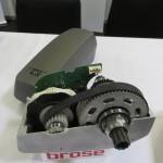 E-Bike Manufaktur Moteur Brose et batterie
