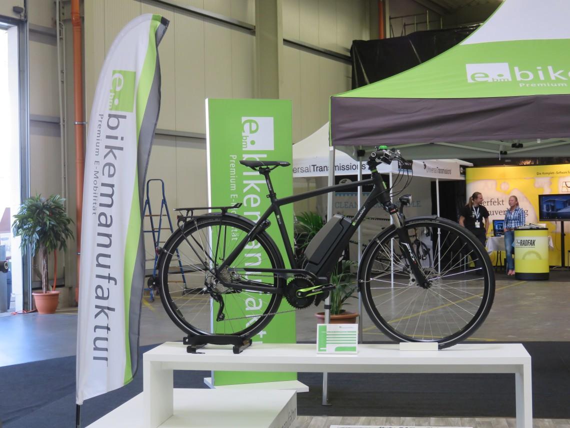 Nouvelle marque E-Bike Manufaktur