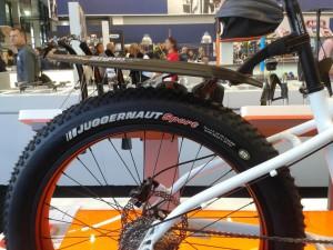 garde boue fat bike