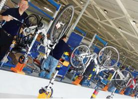 La marque hollandaise Gazelle ouvre l'usine de vélo « la plus moderne du monde »