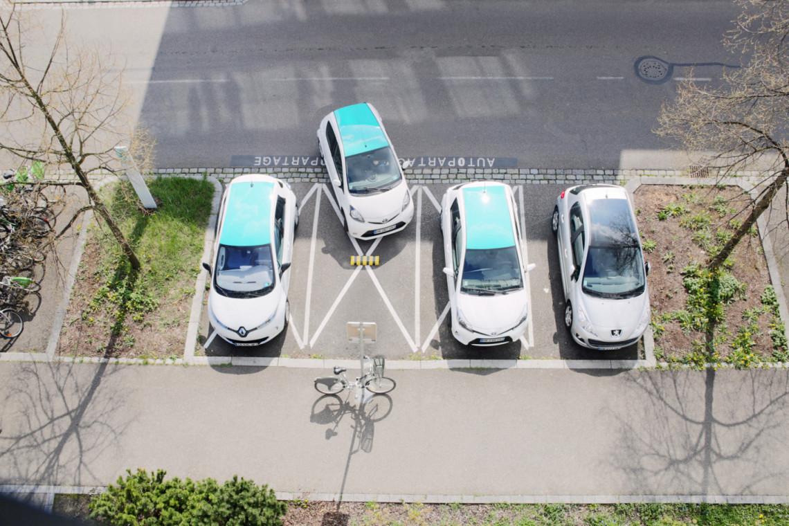 Vélo + Autopartage : la combinaison gagnante !