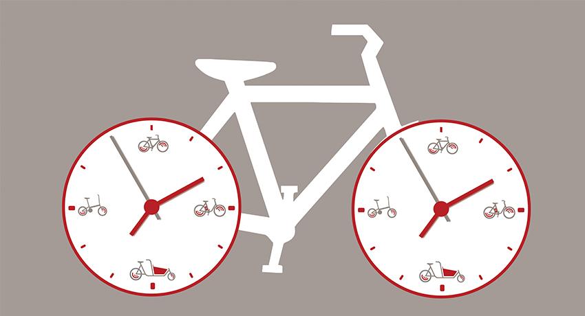 Visibilité à vélo et passage à l'heure d'hiver : bien choisir ses accessoires
