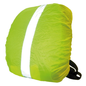 Couvre sac à dos fluo