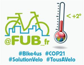 Le vélo manque-t-il de considération à l'heure de la COP 21 ?