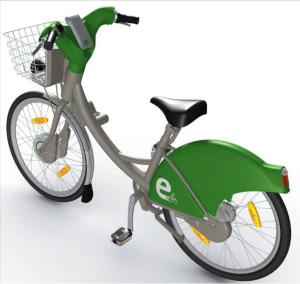 Vélo électrique libre-service