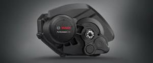 Détail moteur Bosch Performance