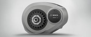 Détail moteur VAE Bosch Active