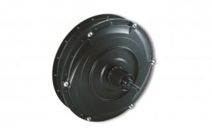 Détail moteur Panasonic roue arrière
