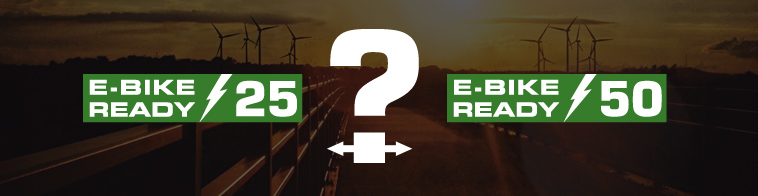 Infographie pneus spécifiques vélo électrique