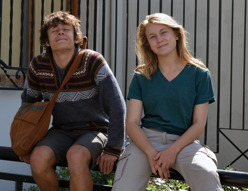 Marie et Quentin