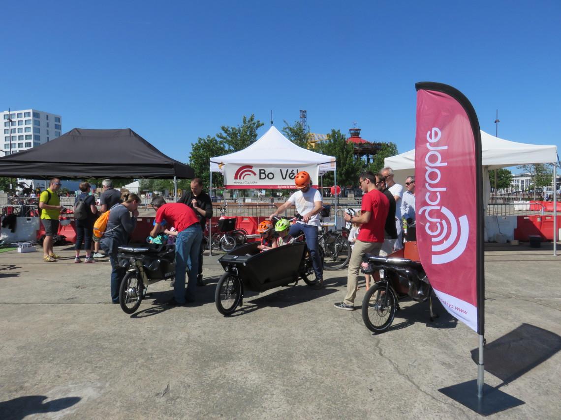 Rassemblement cargobike meeting nantes 2015