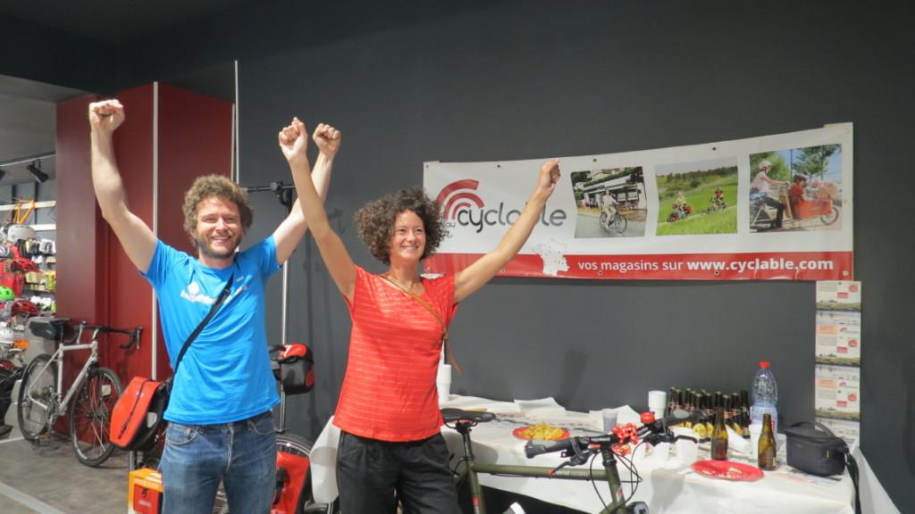 Gagnants concours aventure Le vélo de la soie