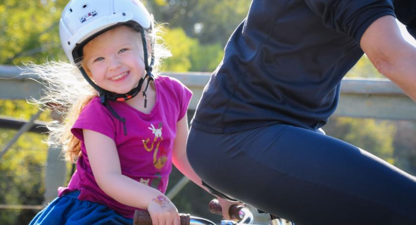 Comment transporter ses enfants à vélo ?