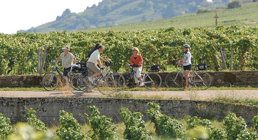 Semaine Fédérale de la FFCT (cyclo-tourisme)