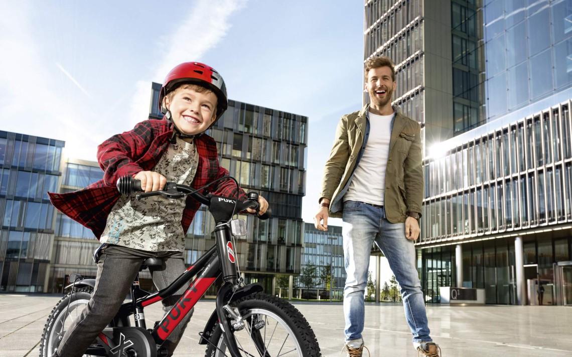 Les nouveautés vélos Puky pour 2017