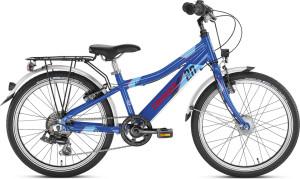 Vélo enfant Puky Crusader 20-6 alu bleu
