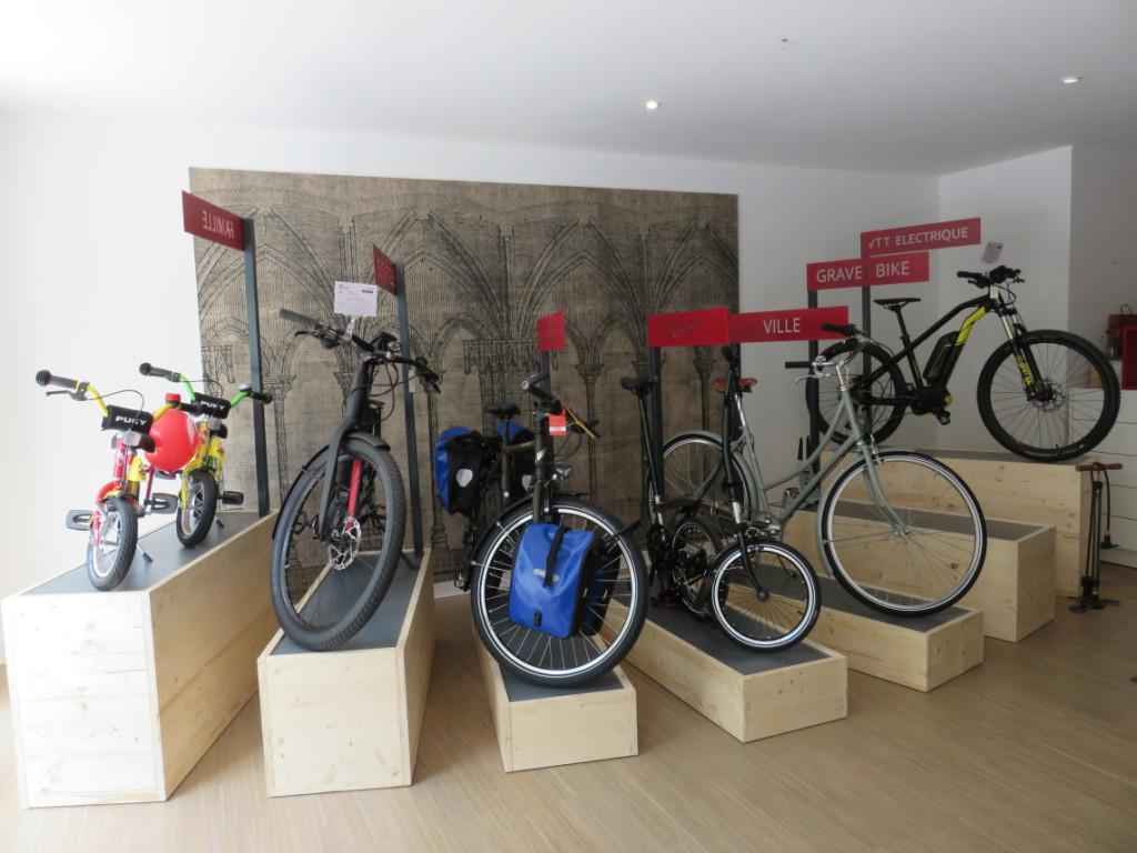 Un nouveau magasin de vélos à Bordeaux et deux espaces pour vous accueillir