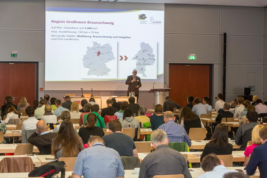 Conférence à Eurobike