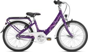 Vélo enfant Skyride 20-3 alu light violet