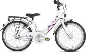 Vélo enfant Puky Skyride blanc