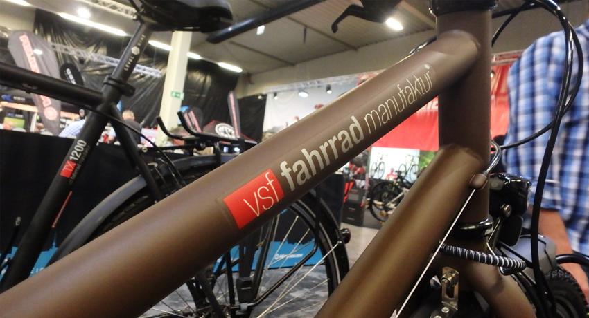 Les nouveautés 2017 de VSF Fahrradmanufaktur