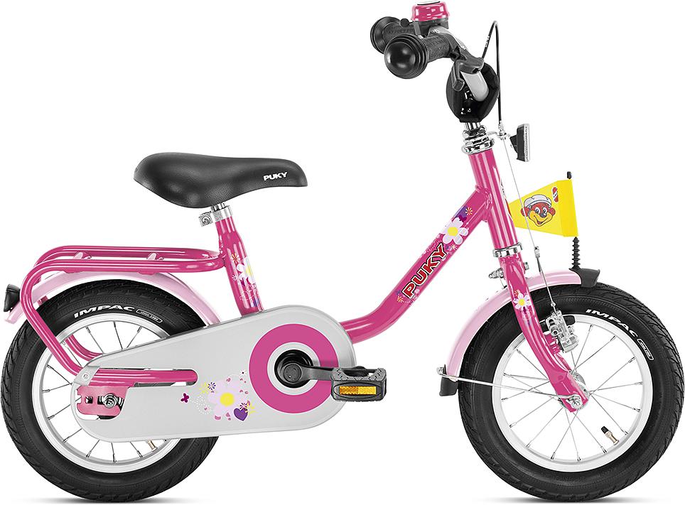 Vélo Puky Z2 rose