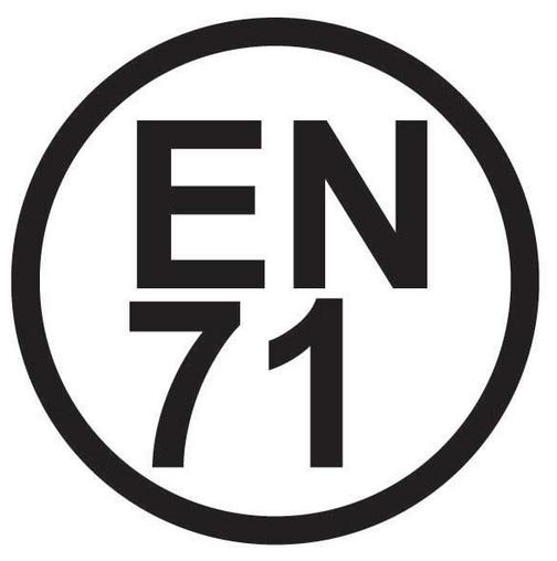 Logo norme EN71