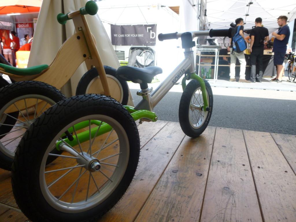 Draisienne 3 roues pour enfant handicapé