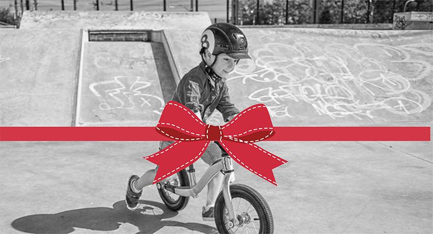 Commandez vos draisiennes et vélos enfant sans stress pour Noël