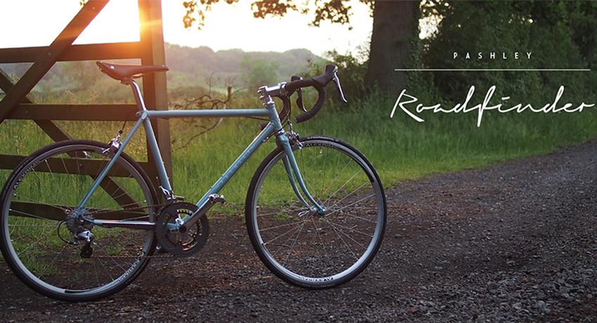 Le nouveau modèle Roadfinder pour l'anniversaire de Pashley