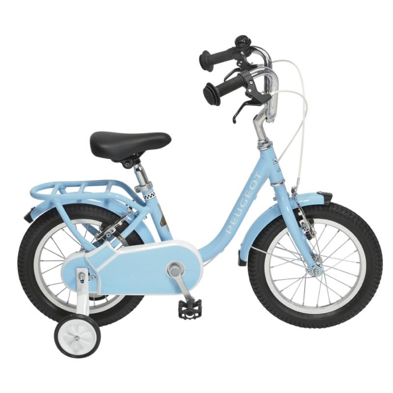 Vélo enfant Peugeot avec stabilisateurs