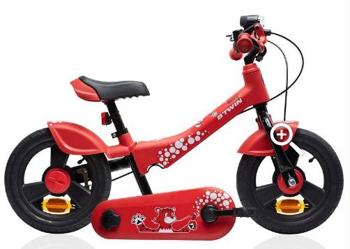 Draisienne transformable en vélo