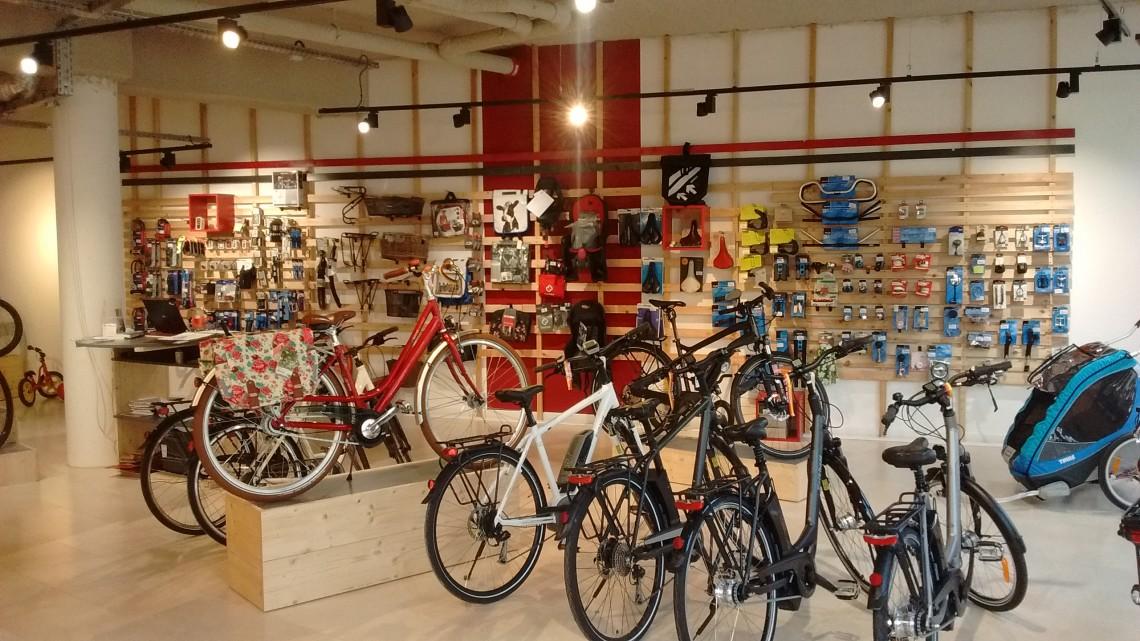 Un magasin de vélos Cyclable vous accueille à Poitiers !