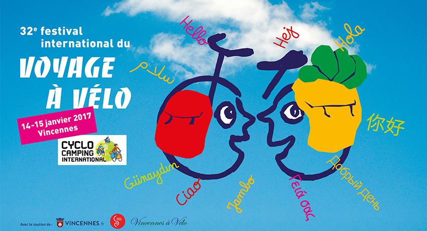 Festival du voyage à vélo : 32è rencontre du CCI