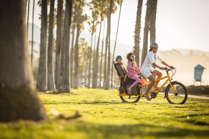 Yuba : un vélo cargo pour tous les usages !