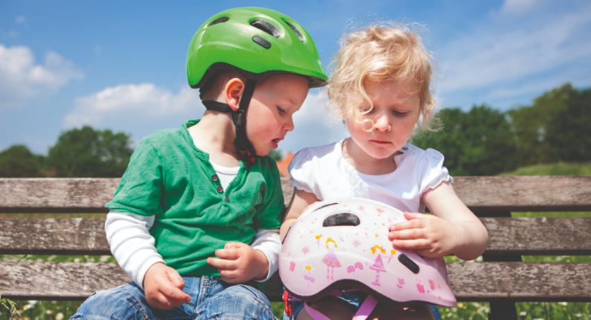 Guide d'achat casque vélo enfant