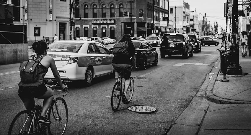 Pollution et vélo : la FUB mène l'enquête !